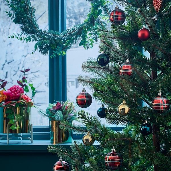 Cambia il solito natale ikea - Decorazioni natalizie ikea ...