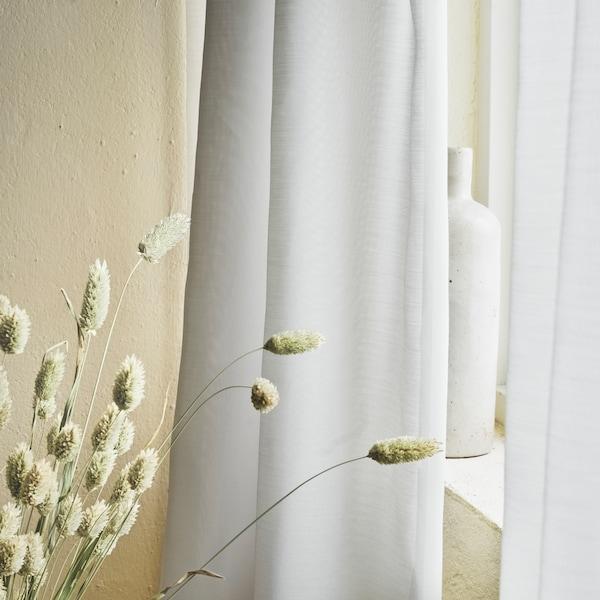 Découvre les rideaux purificateurs d'air GUNRID.