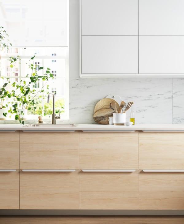 Découvrez la recette d'une cuisine parfaitement organisée