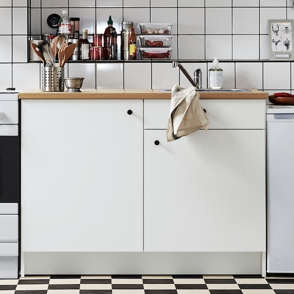 Découvrez le caractère simple et pratique des cuisines KNOXHULT.
