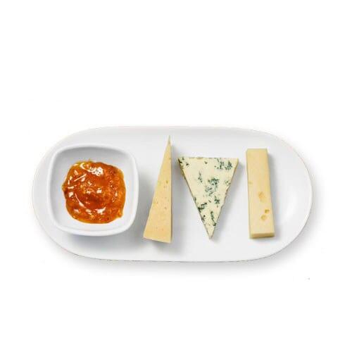 Degustación de queixos suecos   Restaurante IKEA