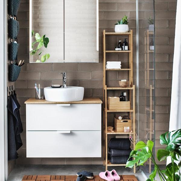 Badezimmer & Badmöbel für dein Zuhause - IKEA