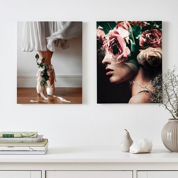 Декор для дома картина с рамой 1