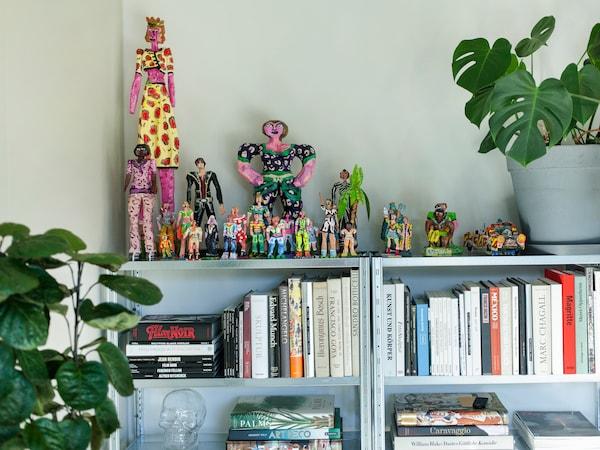 Dekorative und ausgefallene Accessoires sorgen für echte Hingucker in jedem Zuhause.