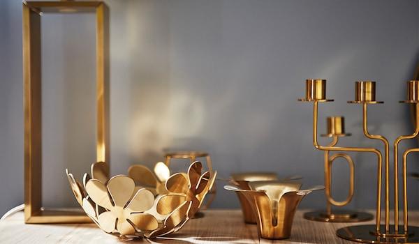 Dekorieren mit Wohnaccessoires & Deko-Objekten