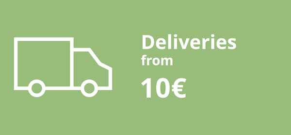 Delivery truck pictogram