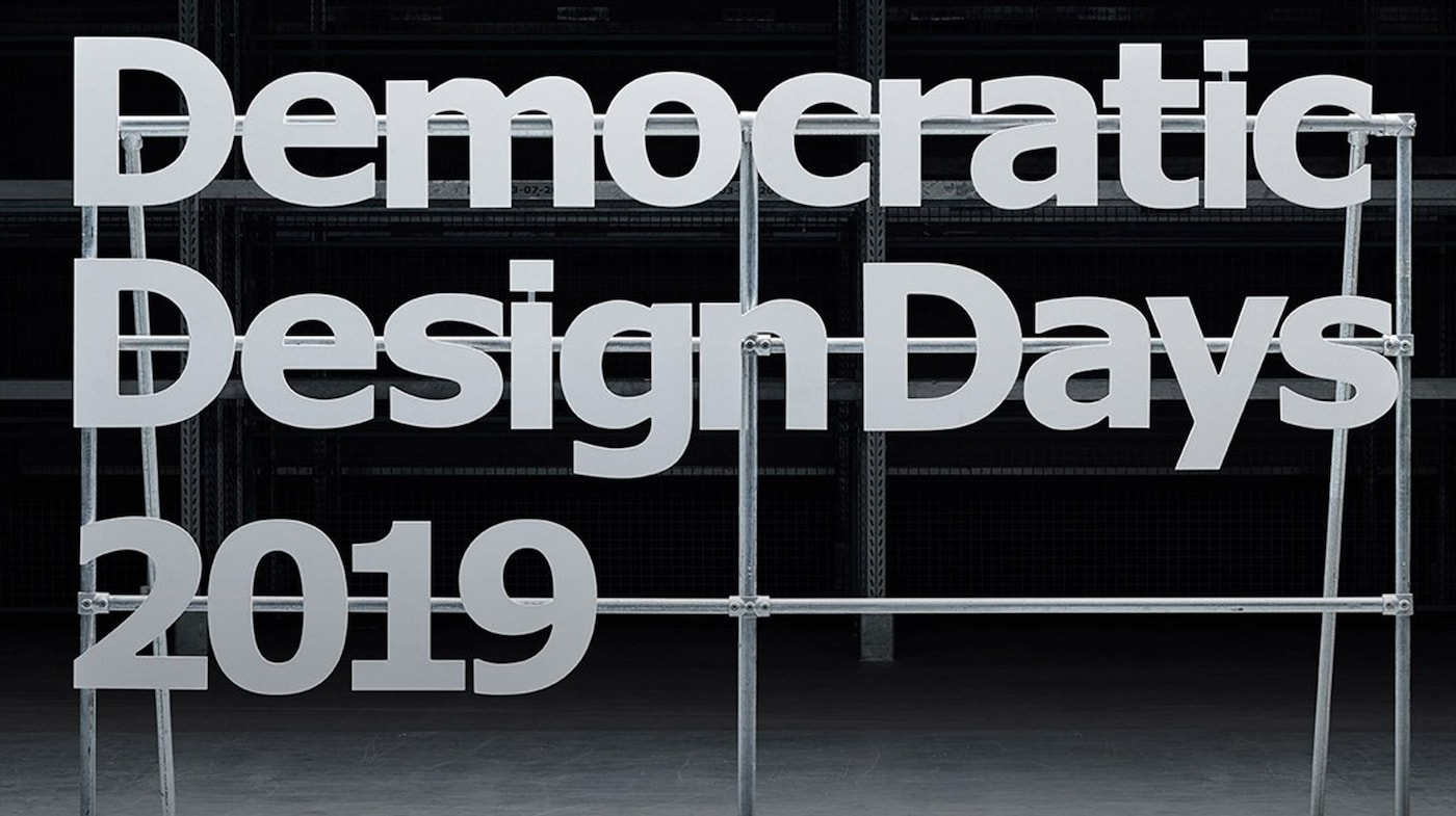 Democratic Design Days 2019 IKEA