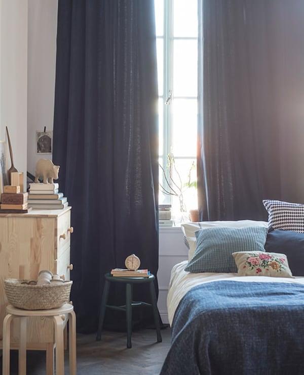 deocrating bedroom ikea