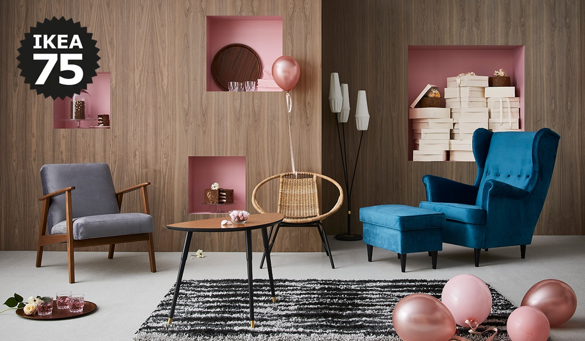 50er und 60er Jahre Ausgabe IKEA