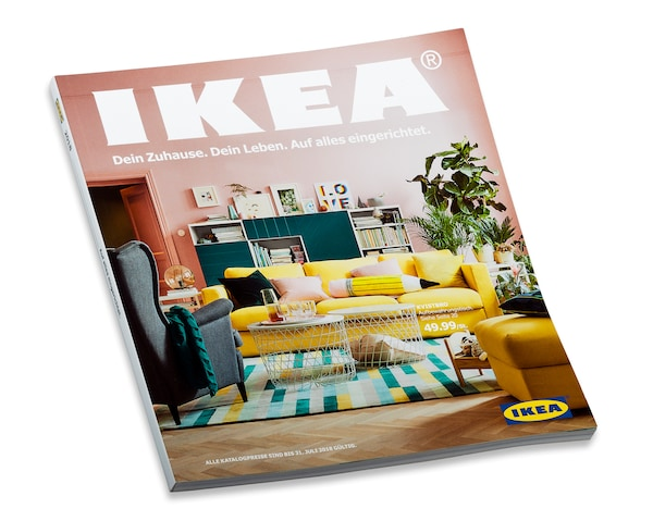 Der IKEA Katalog.