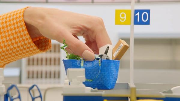 Der kleinste Store der Welt, die neue IKEA App
