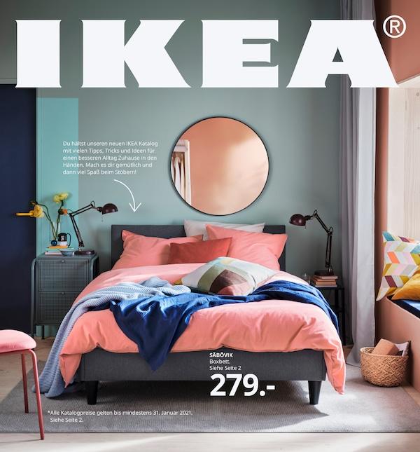 Der neue IKEA Katalog 2021