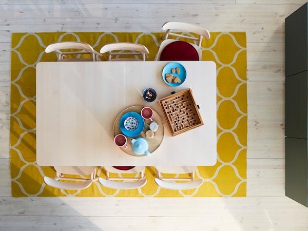 Des conseils pratiques sur les différents types de tapis pour vous aider à bien faire votre choix.