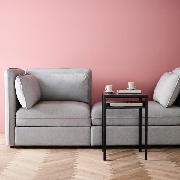 Deseña o teu propio sofá VALLENTUNA.