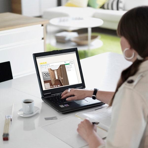 Design din egen løsning ved hjelp av vår PAX planlegger.