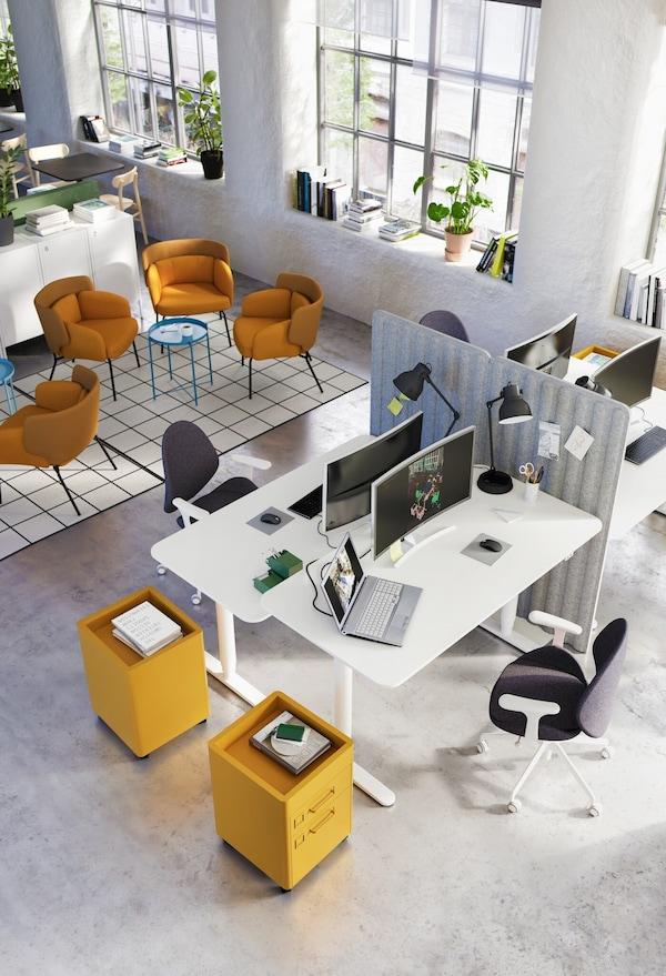 Design your office online