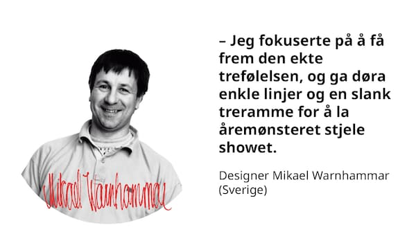 Designer thoughts EKESTAD.