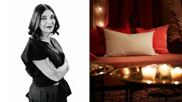 Designerin Nada Debs