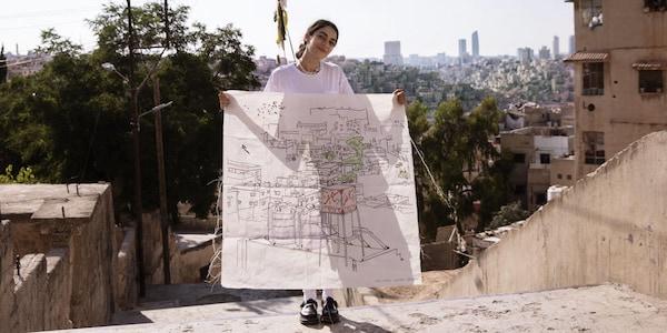 Designerin Tania Haddad entwarf die LOKALT Kollektion.