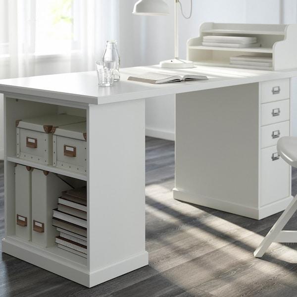 Desk combination