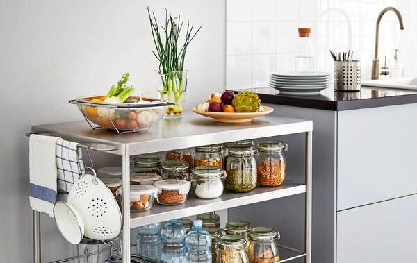 L Ilot Cheri Trois Versions De La Superstar De La Cuisine Ikea