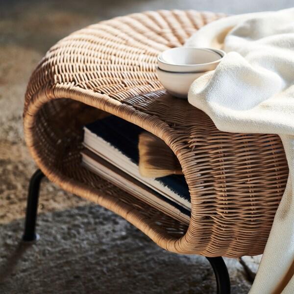 Detail stoličky GAMLEHULT