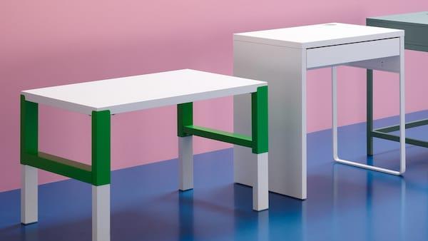 Детские письменные столы.