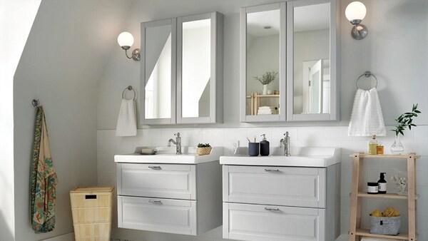 Pi ces ikea Ikea accessoires salle de bain