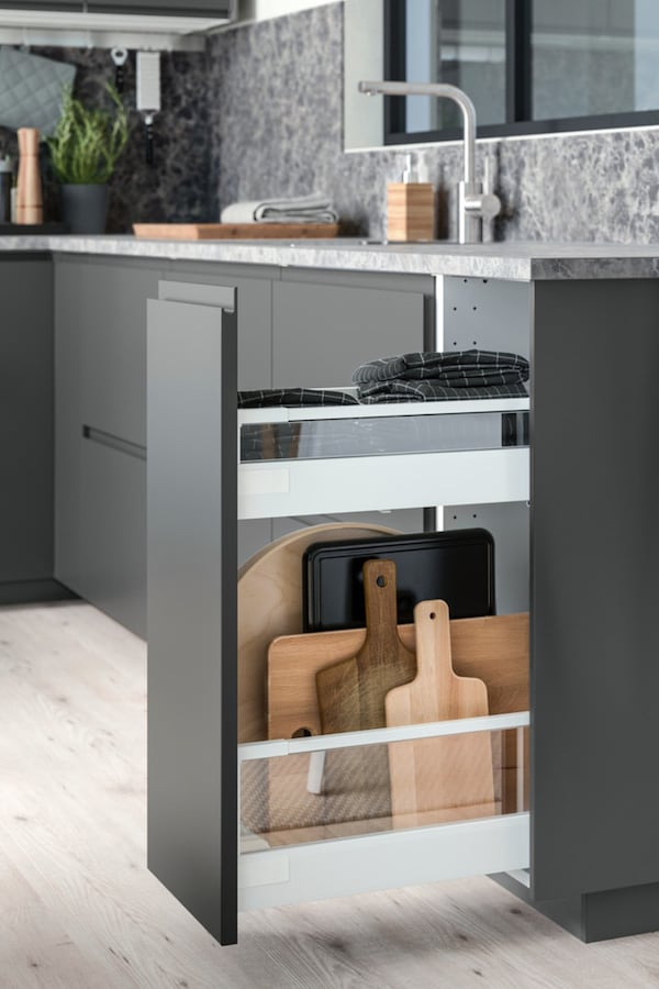 Idees Astucieuses Pour Ranger La Cuisine Ikea