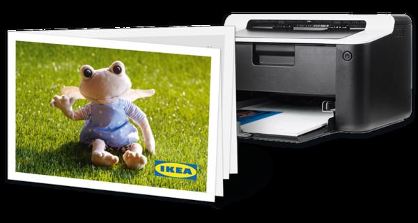 Die IKEA Geschenkkarte zum selbst ausdrucken