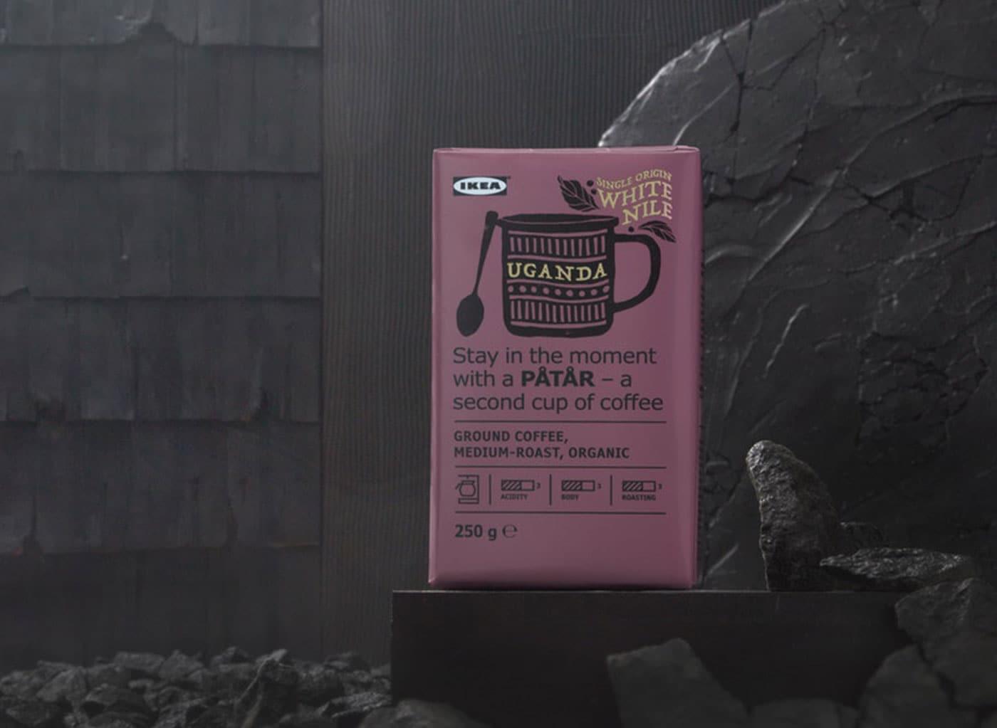 Die PÅTÅR Sonderedition ist ein hochwertiger Kaffee aus 100% Arabicabohnen, der aus einem einzigen Anbaugebiet bezogen wird, der Region Weißer Nil in Uganda. Es ist ein hochwertiger, frisch-fruchtiger Kaffee in mittlerer Röstung mit leichtem Hauch von Vanille und Karamell.