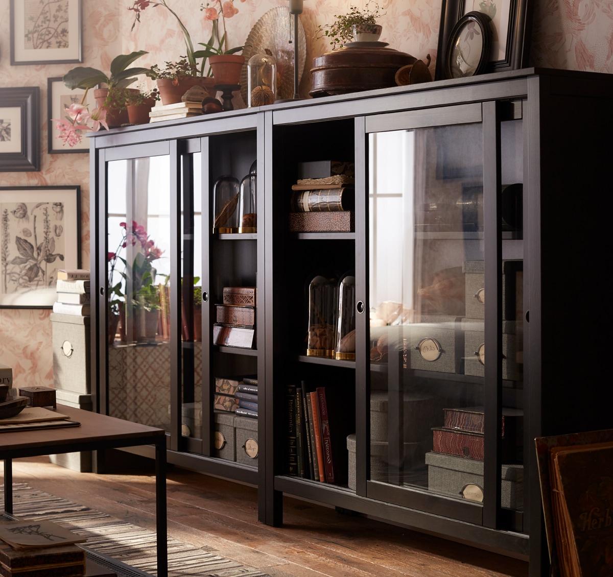 Offene Wohnzimmeraufbewahrung Ideen Ikea Deutschland