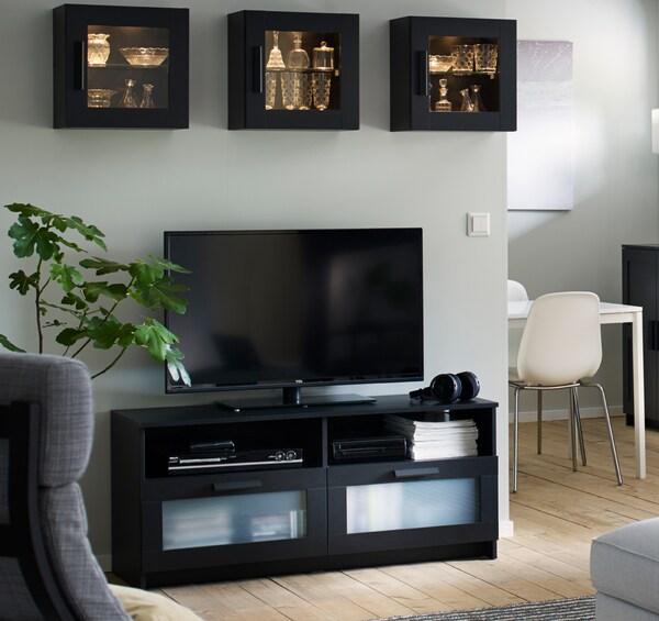 tv medienm bel ikea. Black Bedroom Furniture Sets. Home Design Ideas