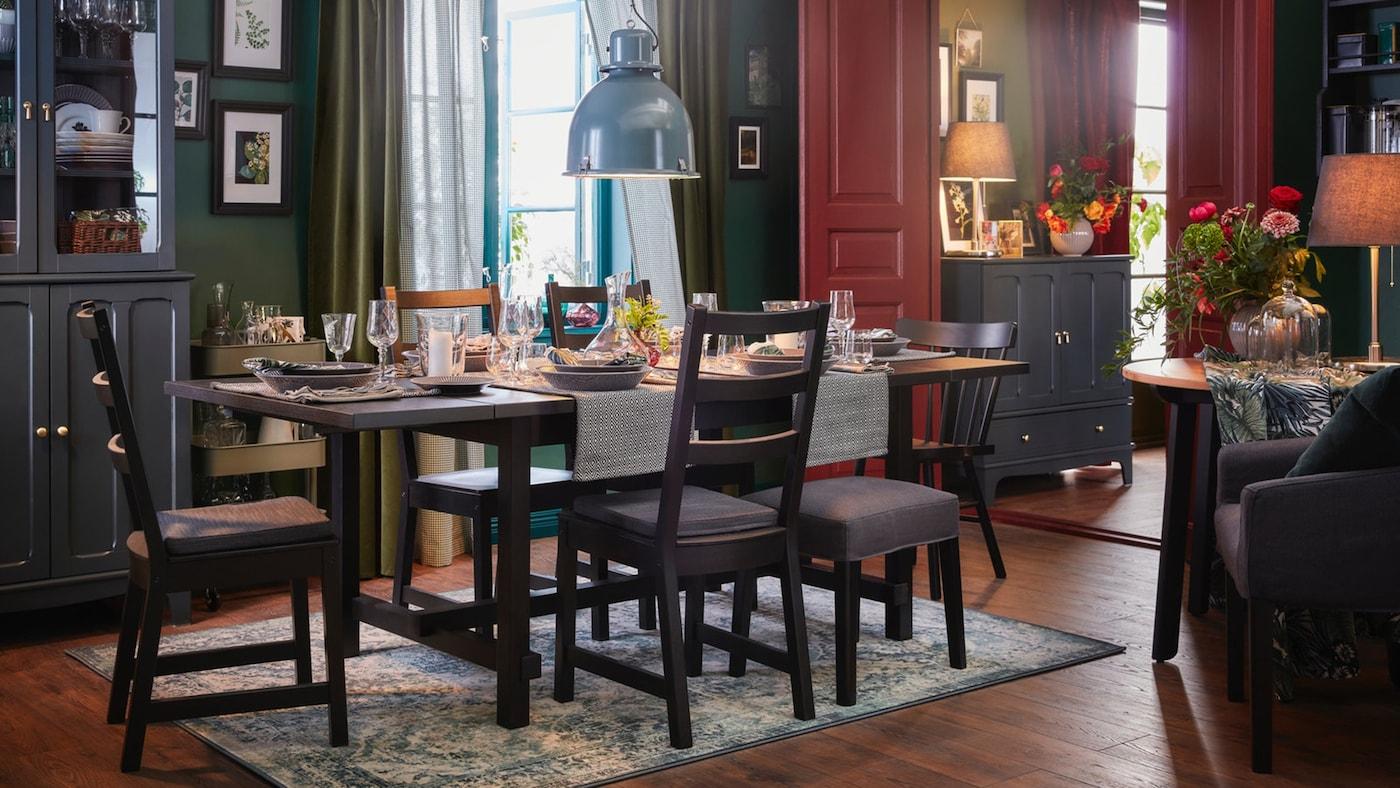 Dining Room Furniture - IKEA Home Furnishings Singapore