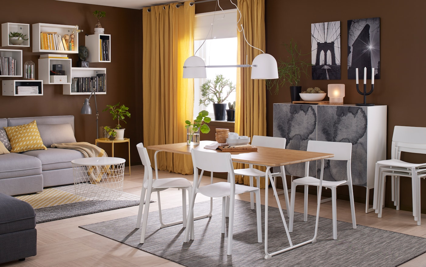 Living room dining rooms ideas uk