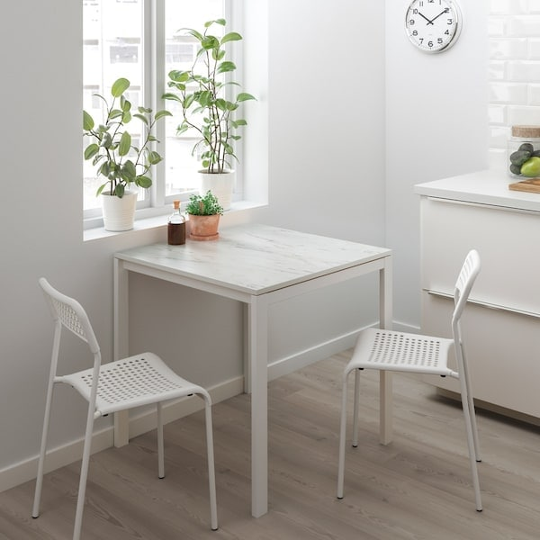 Dining table chair 2 seat
