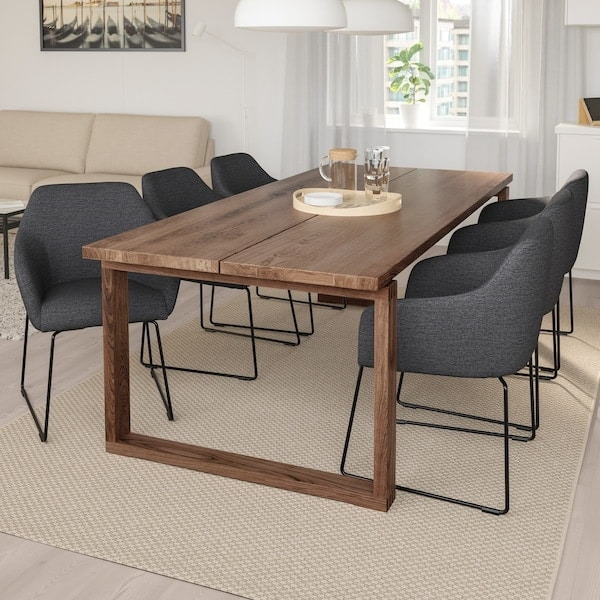 Dining table chair 6 seat
