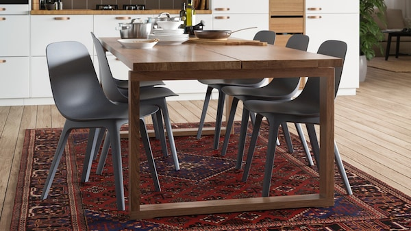 Ikea Eettafel En Stoelen.Dining Inspiration For Yoru New Diningroom Ikea