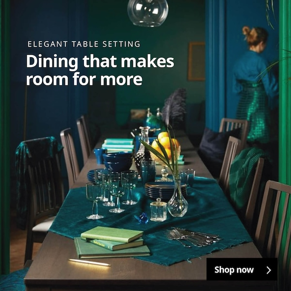Dining that makes room for more