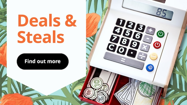 Discover Deals & Steals