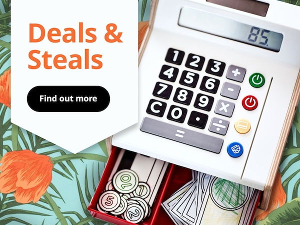 Discover deals & steals at IKEA Singapore