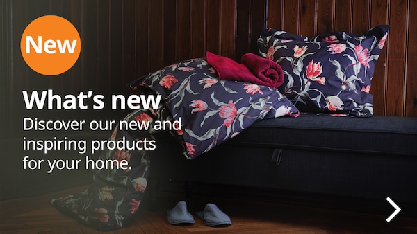 Discover our new and inspiring products for your home