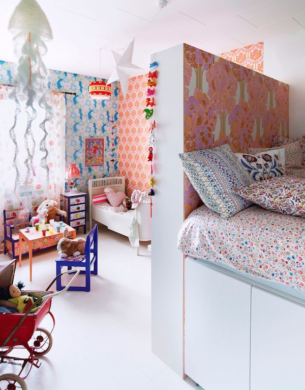 Easy Updates For A Child S Bedroom Ikea