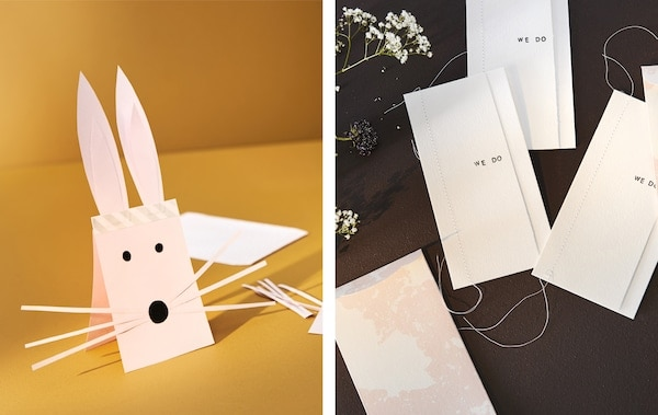 diy-invitations-party IKEA ideas