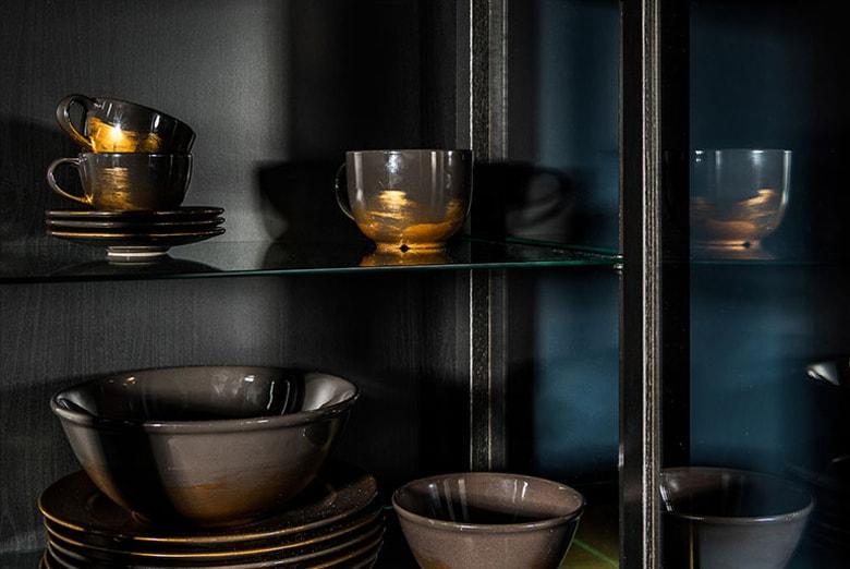 DIY: Vaisselle de fête aux accents dorés