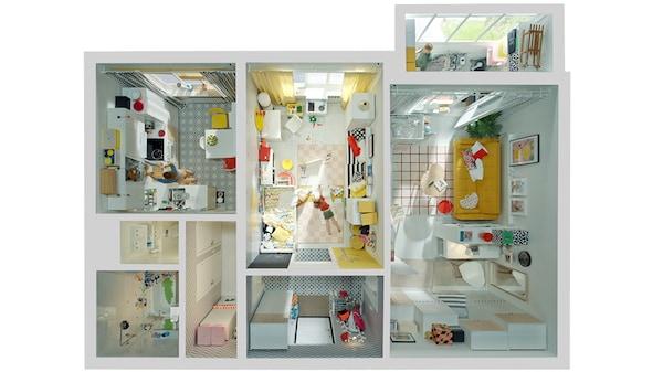 Дизайн-проект домашнего офиса