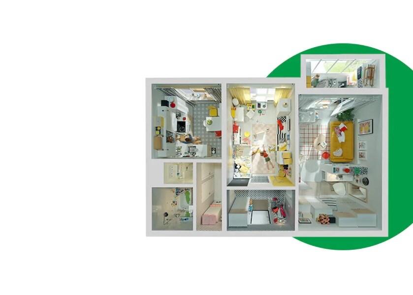 Дизайн-проекты для экологичного образа жизни в Квартиротеке