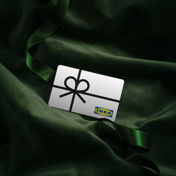 Dona gioia ora: con la carta regalo IKEA