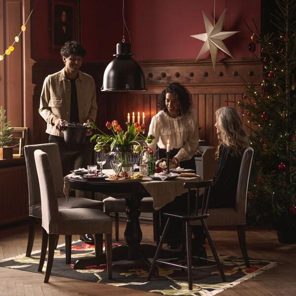 Donnez une touche festive à votre maison