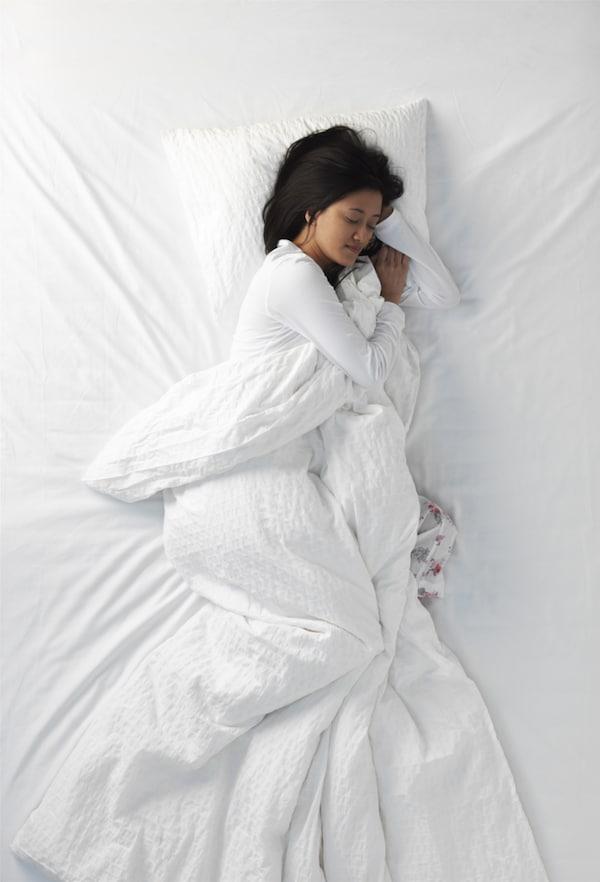 Dormir de lado | Colchones IKEA